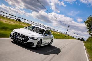 Audi S7 Sportback TDI - Flinke Beine