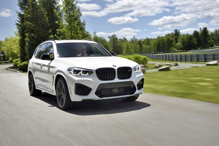 BMW X3 M Competition - Kehrseite der Medaille