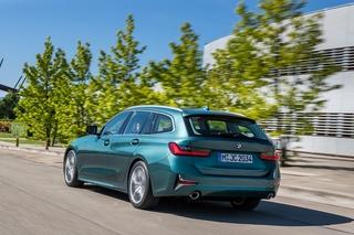BMW 3er Touring - Europawahl