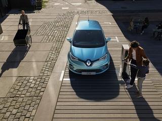 Renault Zoe ZE 50 - Innere Werte