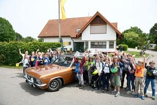 Opel Admiral B 2.8 E - Kinderfreund