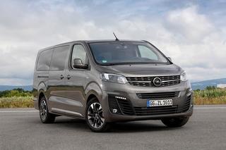 Opel Zafira Life 2.0 Diesel - Transportmittel