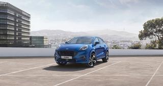Ford Puma 2020 - Hoffnungsvoll