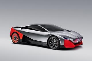 BMW Vision M Next - Traumtänzer
