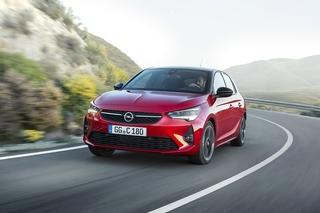 Opel Corsa 2020 - Französische Gene