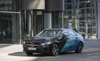 Mercedes A-Klasse PHEV - Kompaktes Doppelherz