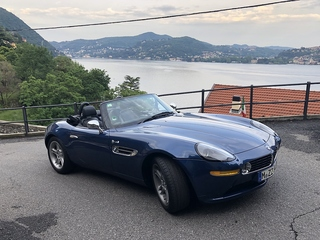 BMW Z8 - Alpenglühen