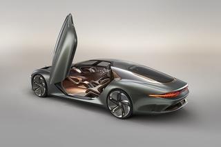 Bentley EXP 100 GT - Strahlende Zukunftsaussichten
