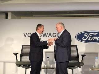 Ford nutzt Elektroplattform von Volkswagen - Stark-Strom