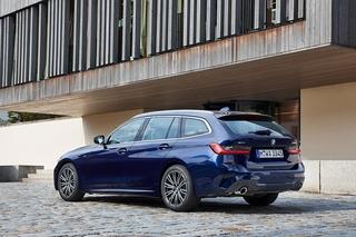 BMW 330d xDrive Touring - Bestbesetzung