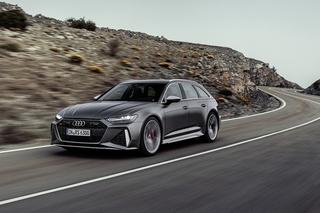 Audi RS6 Avant - Donnerkeil
