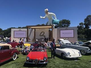 Monterey Car Week 2019 - Pebble Beach - die Automesse der Neuzeit