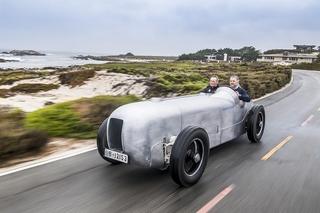 Mercedes SSKL Stromlinienkarosserie - Die schnellste Jurge der Welt