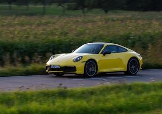 Porsche 911 Carrera - Beste Basisarbeit