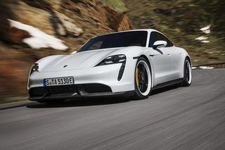 Porsche Taycan - Attacke-Modus