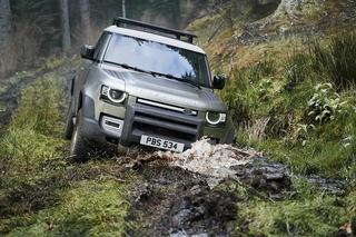 Land Rover Defender - Herkulesaufgabe