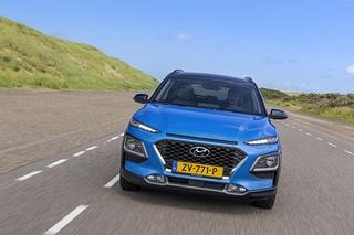 Hyundai Kona Hybrid - Stromstoß
