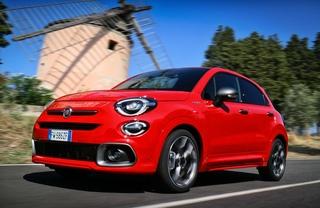 Fahrbericht: Fiat 500X Sport - Rotes Flottchen