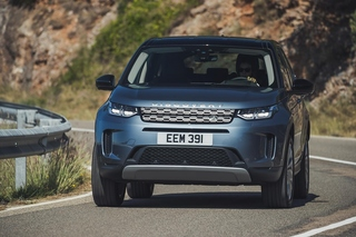 Land Rover Discovery Sport - Familiencruiser