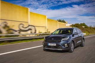 Kia Niro PHEV - Ring of Fire