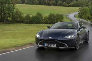 Aston Martin Vantage AMR - Leichtlebig
