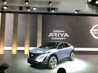 Nissan Ariya Concept - Auf den Spuren des Leaf