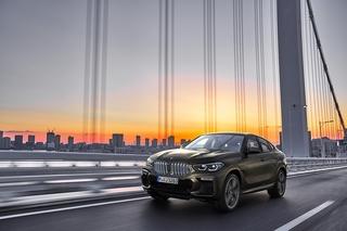 BMW X6 M50i xDrive - Bullige Extravaganz