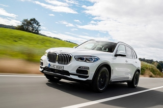 BMW X5 xDrive 45e - Artgerechte Haltung