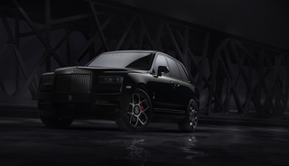 Rolls-Royce Cullinan Black Badge - Halloween auf Rädern