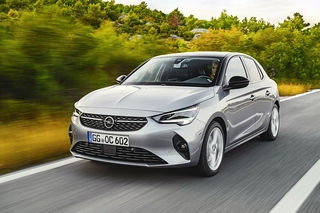 Opel Corsa 1.2 Turbo - Deutschländer