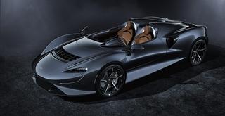 McLaren Elva 2020 - Die nackte Kanone