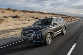 Hyundai Palisade 3.8 V6 - Große Gefahr
