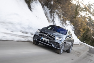 Mercedes-AMG GLE 53 4Matic+ Coupé - Dynamo