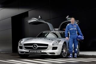 20 Jahre Bernd Mayländer im Safety Car der Formel 1 - Kreisverkehr