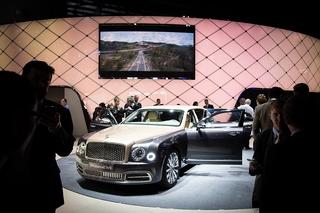 Bentley Mulsanne wird eingestellt - Luxus-Brexit