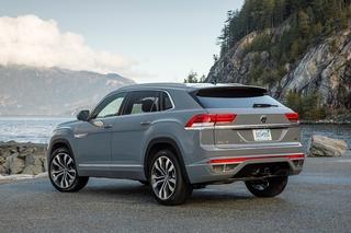 VW Atlas Cross Sport 2.0 TSI AWD - Komm doch mal rüber