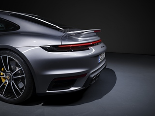 Porsche 911 Turbo S - Königskind