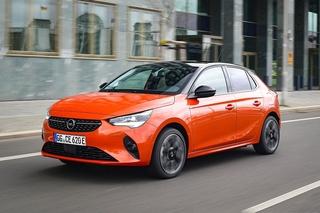 Opel Corsa-e - Sekt oder Selters?