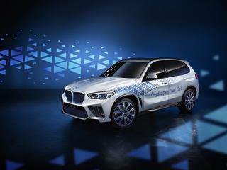 BMW setzt wieder auf Wasserstoff - Wasser marsch?