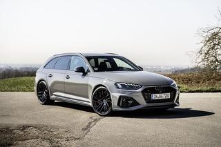 Audi RS 4 Avant - Breit gemacht