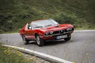50 Jahre Alfa Romeo Montreal - Augenaufschlag