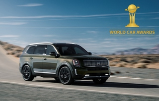 World Car of the Year 2020 - Kia Telluride - das beste Auto der Welt