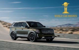 World Car of the Year 2020 - Kia Telluride - das beste Auto der Welt