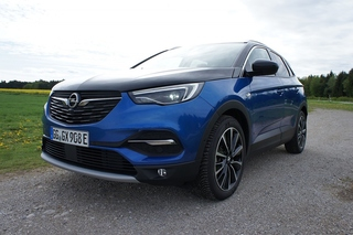 Opel Grandland X Hybrid4 - Vielkönner