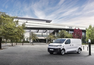 Citroën ë-Jumpy - Stromkasten
