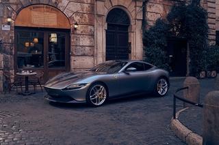 Ferrari Roma 2021 - Magisch wie die Hauptstadt