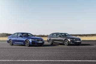 Modellpflege für BMW 5er / 6er - Verlängerung