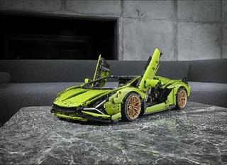 Lego Lamborghini Sian FKP 37 - Kantige Männerträume