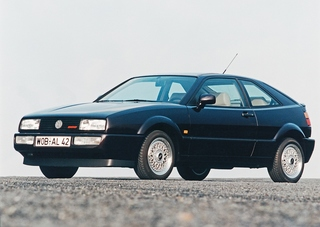VW Corrado - Niemandsland