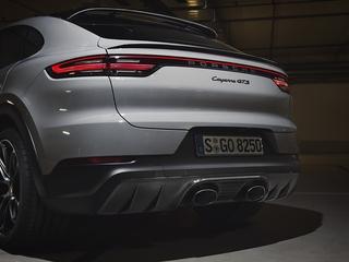Porsche Cayenne GTS 2020 - Acht statt sechs